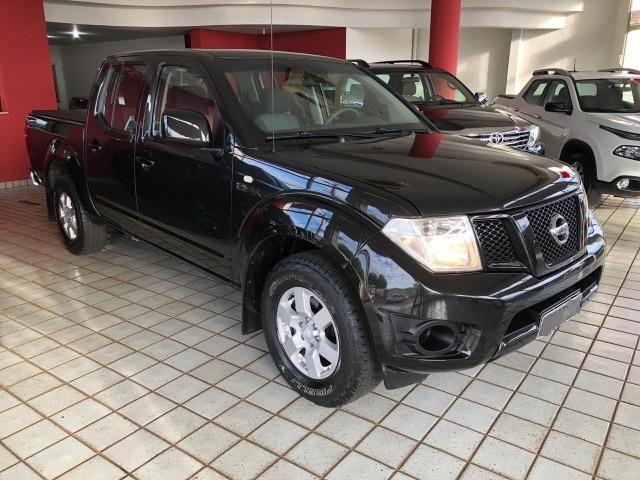 Nissan Frontier S CD_2.5TDI_1DonO_88MKM_ExtrANovA_LacradAOriginaL_Placa A_ - Foto 5