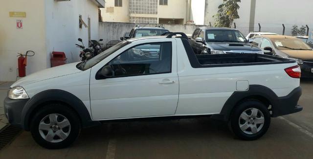 Fiat/ strada hard 1.4 cs flex - Foto 4