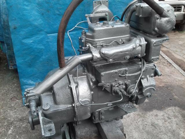 Motores diesel marítimos revisados e com nota fiscal e garantia - Foto 2