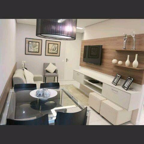 Apartamento Viva Vida Taruma 41m2 2Qtos - 128mil MCMV - Foto 2