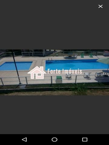IF774 Apartamento Padrão No Condomínio Rossi Ideal - Campo Grande RJ - Foto 3