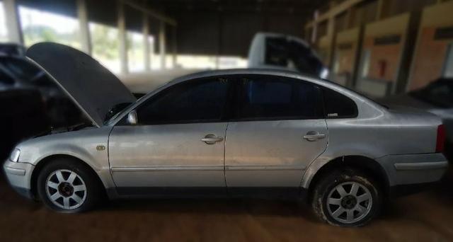 Sucata Volkswagen Passat 1998/1999 para Retirada de Peças - Foto 2