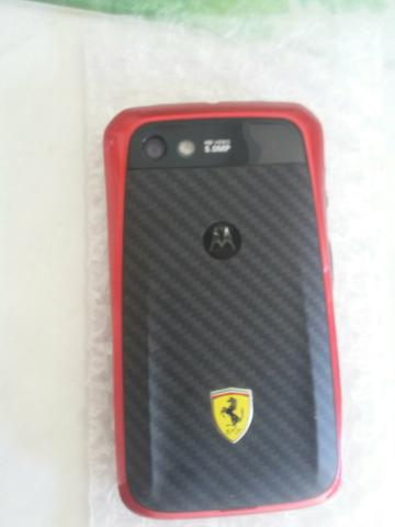 7aa48b4e4c Celular motorola Ferrari Original - Celulares e telefonia - Centro ...