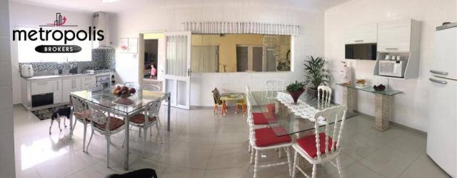Imóvel com são comercial e casa com 4 dormitórios à venda por r$ 1.700.000 - santa paula -