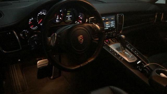Porsche Panamera 2011 3.6 v6 - Foto 8