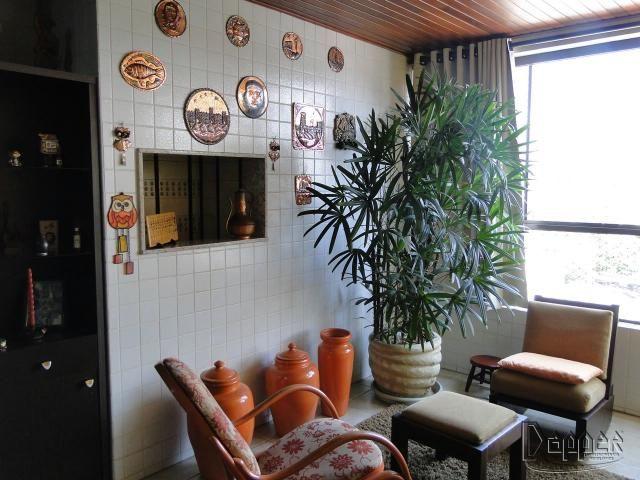 Apartamento à venda com 3 dormitórios em Rio branco, Novo hamburgo cod:14845 - Foto 4