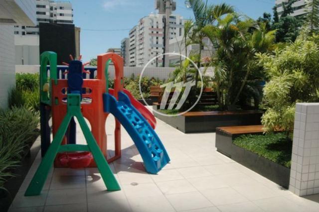Apartamento com 87 m², 3/4 (sendo 01 suíte e 01 reversível), na Ponta Verde. REF: C4114 - Foto 12
