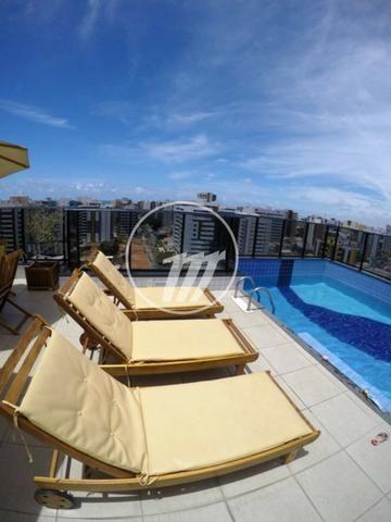 Apartamento com 87 m², 3/4 (sendo 01 suíte e 01 reversível), na Ponta Verde. REF: C4114 - Foto 16