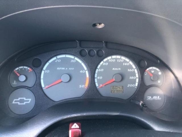 Chevrolet Blazer 2.8 4X4 COLINA DIESEL - Foto 6