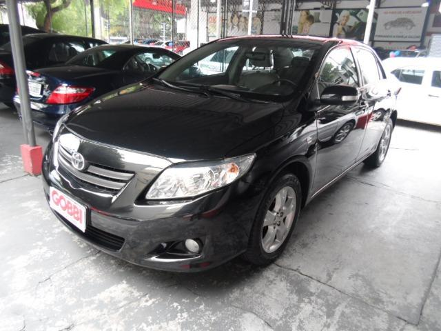 Toyota Corolla xei 2.0 2011 preto met