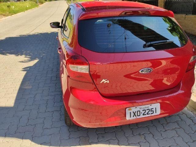 Ford Ka Se 1.0 2017 Completo Segundo dono. - Foto 4