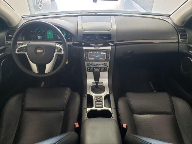 Chevrolet Omega CD 3.6 V6 (Aut) 2008 258cv - Foto 16