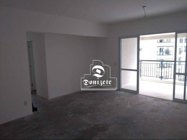 Apartamento à venda, 126 m² por R$ 997.000,00 - Jardim Bela Vista - Santo André/SP
