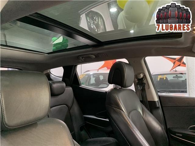 Hyundai Santa fe 3.3 mpfi 4x4 7 lugares v6 270cv gasolina 4p automático - Foto 11