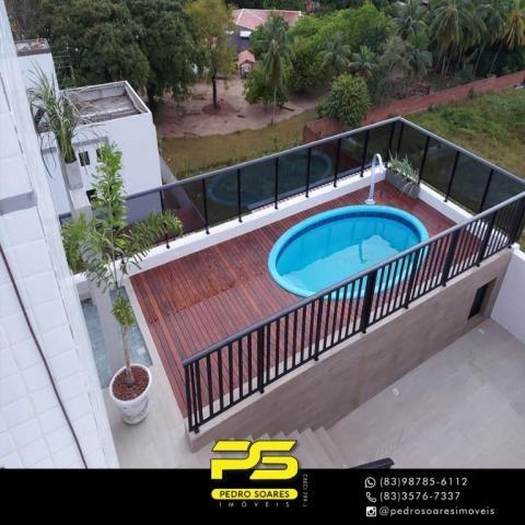 Cobertura com 3 dormitórios à venda, 142 m² por R$ 555.000 - Jardim Cidade Universitária - - Foto 12