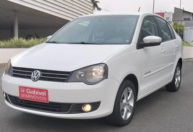 POLO SEDAN 2013/2014 2.0 MI COMFORTLINE 8V FLEX 4P MANUAL - Foto 2