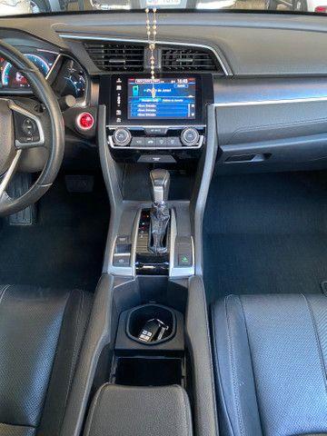 Honda/civic touring 1.5 turbo 16v aut 2018/2018 - Foto 10