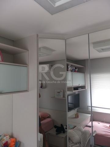Apartamento à venda com 3 dormitórios em São sebastião, Porto alegre cod:EL56356485 - Foto 14