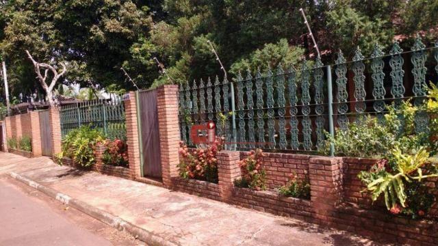 Chácara com 3 dormitórios para alugar, 2600 m² por R$ 5.500,00/mês - Jardim Roseira de Cim - Foto 4