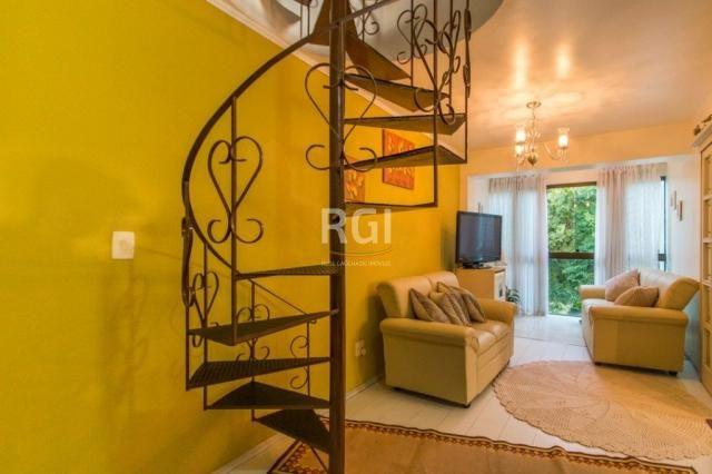 Apartamento à venda com 2 dormitórios em São sebastião, Porto alegre cod:EL50868367 - Foto 3