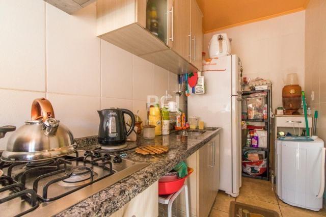 Apartamento à venda com 1 dormitórios em Jardim do salso, Porto alegre cod:EL56353327 - Foto 11
