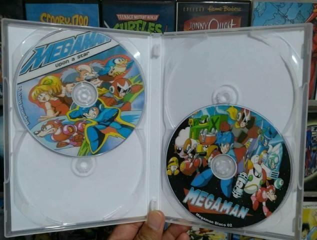 Megaman a série animada dublada completa  - Foto 2