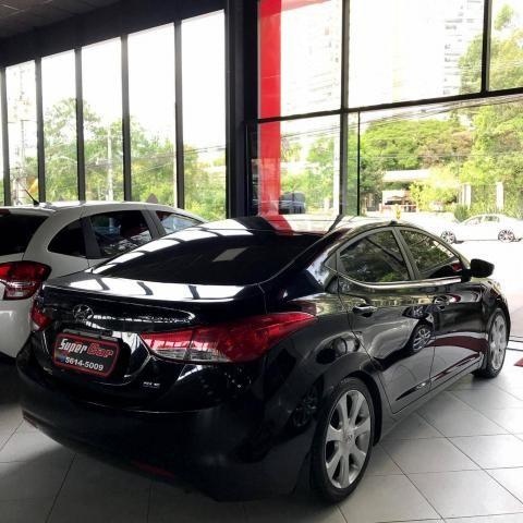 ELANTRA 2012/2013 1.8 GLS 16V GASOLINA 4P AUTOMÁTICO - Foto 13