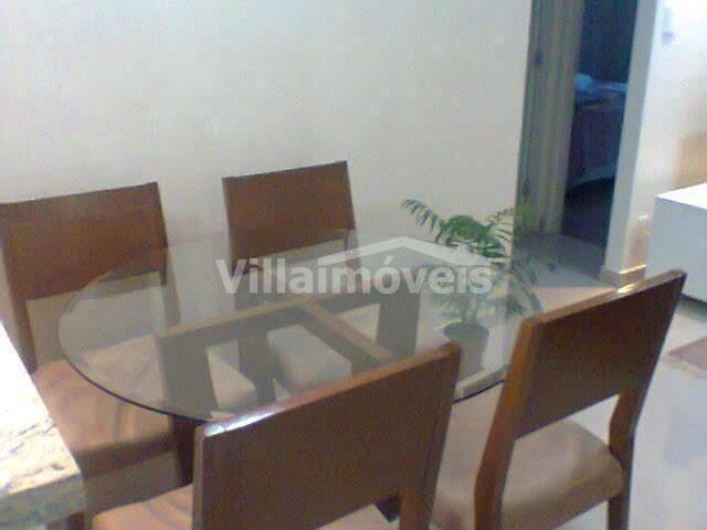 Apartamento à venda com 2 dormitórios em Parque prado, Campinas cod:AP008042 - Foto 4
