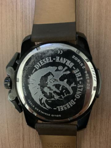 Vendo Relógio Masculino Diesel Ironside Cronografo Analógico - Foto 4