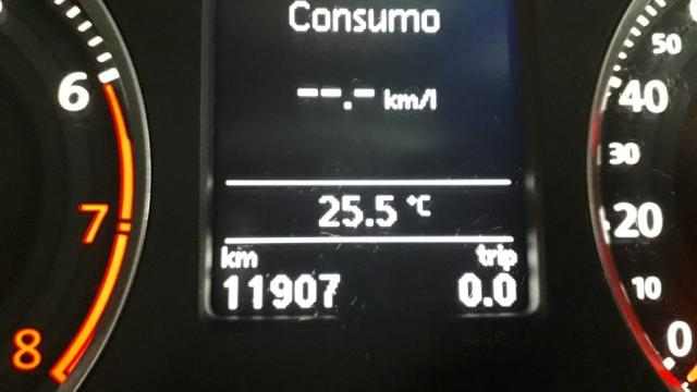 SAVEIRO CROSS 1.6 FLEX 16V CD MECANICA - Foto 14