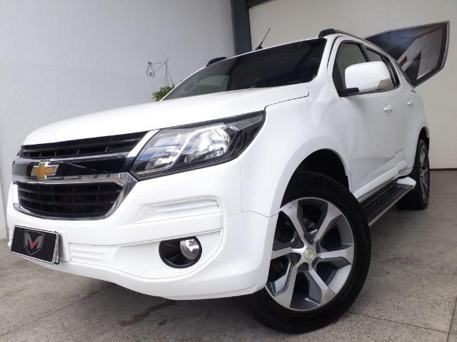 Chevrolet Trailblazer 2.8 LT 4x4 16v TB 2016/2017 Branco Blindado