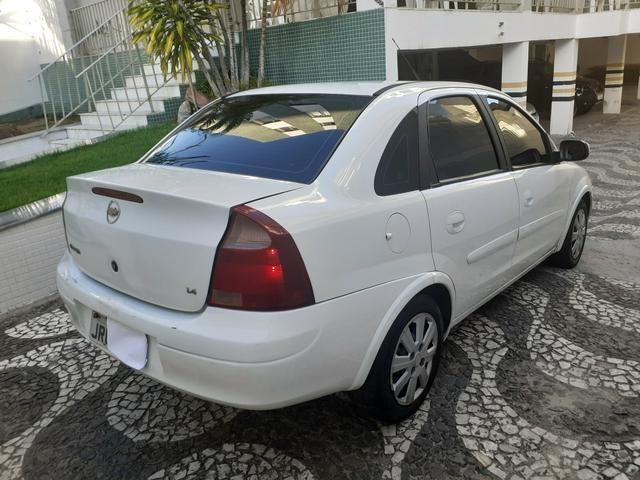 Chevrolet Corsa Sedan Premium 1.4 FLEX/GNV 2009 Completo Novo Pouco Uso - Foto 12