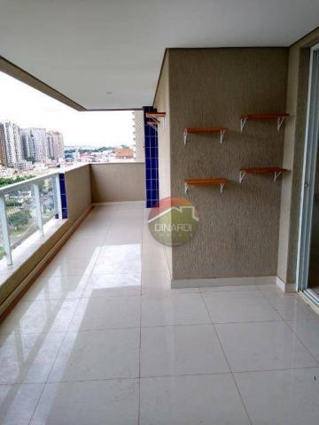 Apartamento com 3 dormitórios à venda, 202 m² por R$ 1.200.000 - Jardim São Luiz - Ribeirã