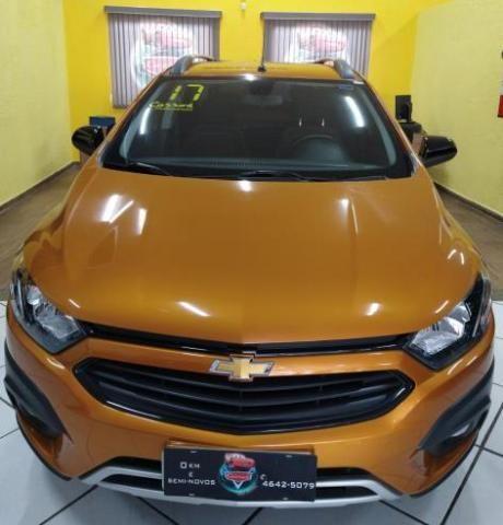 Chevrolet Onix Hacth Activ 1.4 8V Flex 5P Aut - Foto 2