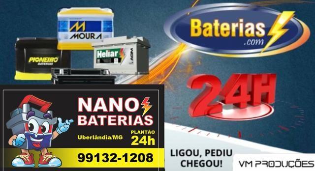 Baterias para Carros - PLANTÃO 24 horas todos os dias!!!