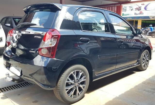 Toyota Etios Platinum 1.5 Automático - Foto 4