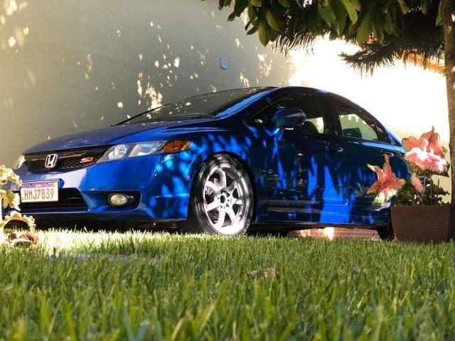 Honda Civic SI Azul - Foto 5