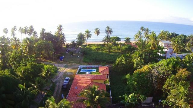 Linda Casa, Frente a Praia, Ilha Itaparica, Piscina, Cond. Fechado, Toda Mobiliada! - Foto 18
