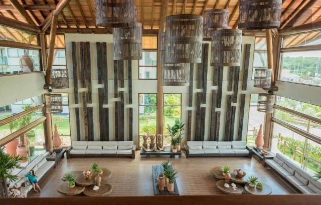 La Fleur Polinésia - Apartamento 2 quartos - Muro Alto - Foto 4