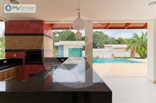 Sobrado com 4 dormitórios à venda, 622 m² por R$ 4.250.000,00 - Residencial Aldeia do Vale - Foto 10