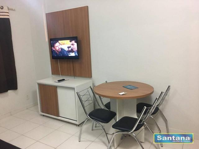Apartamento com 1 dormitório à venda, 32 m² por R$ 100.000,00 - Turista I - Caldas Novas/G - Foto 4