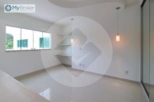 Sobrado com 4 dormitórios à venda, 622 m² por R$ 4.250.000,00 - Residencial Aldeia do Vale - Foto 3