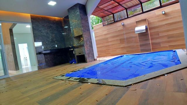 Casa 3 Suítes + Escritório, 183 m² c/ lazer no Condomínio Mirante do Lago - Foto 18