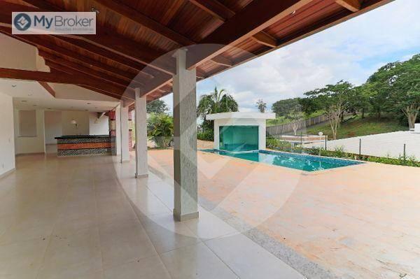 Sobrado com 4 dormitórios à venda, 622 m² por R$ 4.250.000,00 - Residencial Aldeia do Vale