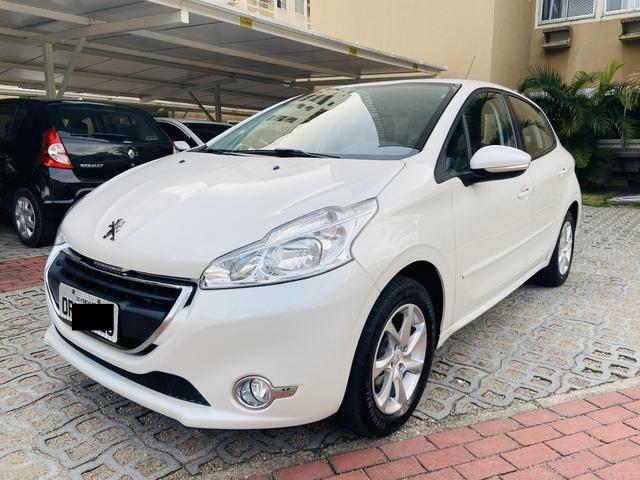 Peugeot 208 active 1.5 2014 (única dona) - Foto 2