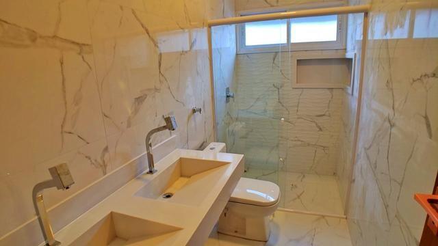 Casa 3 Suítes + Escritório, 183 m² c/ lazer no Condomínio Mirante do Lago - Foto 14
