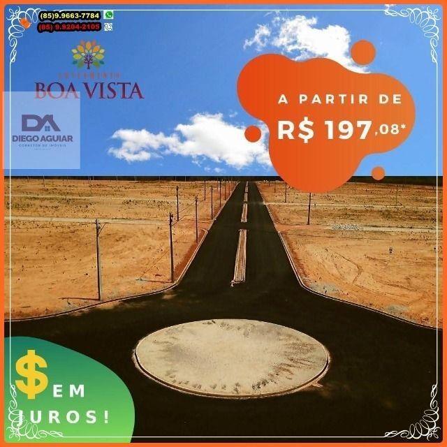 R$ 197,00 Lotes a 10 min de Messejana as Margens da BR 116 construção imediata - Foto 13