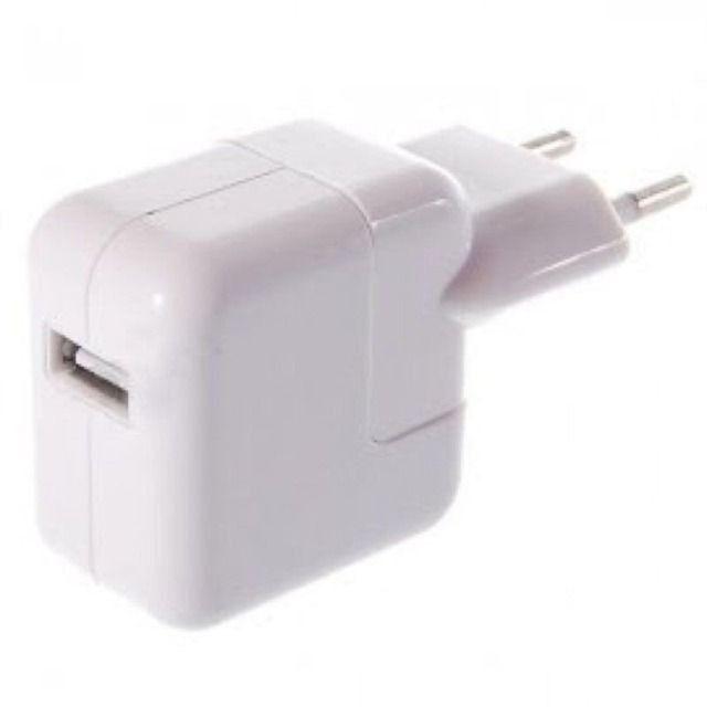 Fonte Carregador Tomada USB Power Adapter 10W para iPhone e Ipad - Foto 2