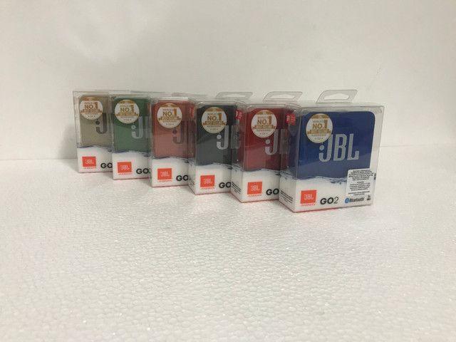 JBL Go 2 - Promoção
