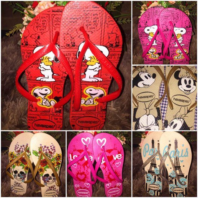 Chinelas e sandálias femininas - Foto 6